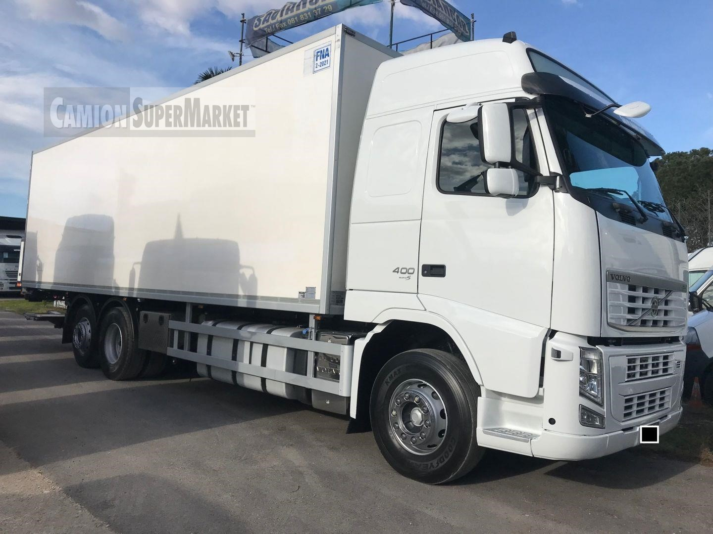 Volvo FH400 used 2009