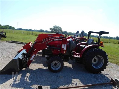 Less Than 40 HP Tractors Auction Results In Texas - 1045