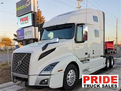 VOLVO Conventional Trucks W/ Sleeper For Sale In Toledo