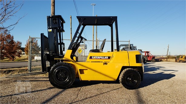 CATERPILLAR DPL40 Forklifts Auction Results - 14 Listings