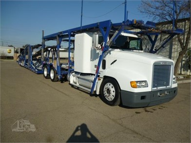 FREIGHTLINER BUSINESS CLASS M2 106 Car Carrier Trucks For Sale - 9