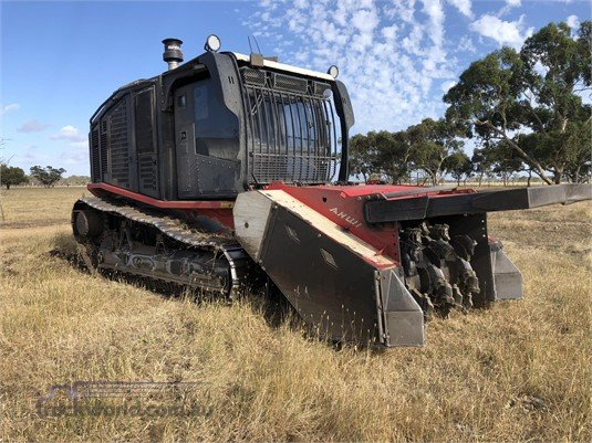 2014 Prinoth Raptor 800 - Heavy Machinery for Sale