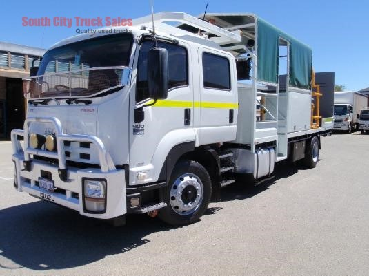 2014 Isuzu FTR 900 Long Premium AMT South City Truck Sales - Trucks for Sale