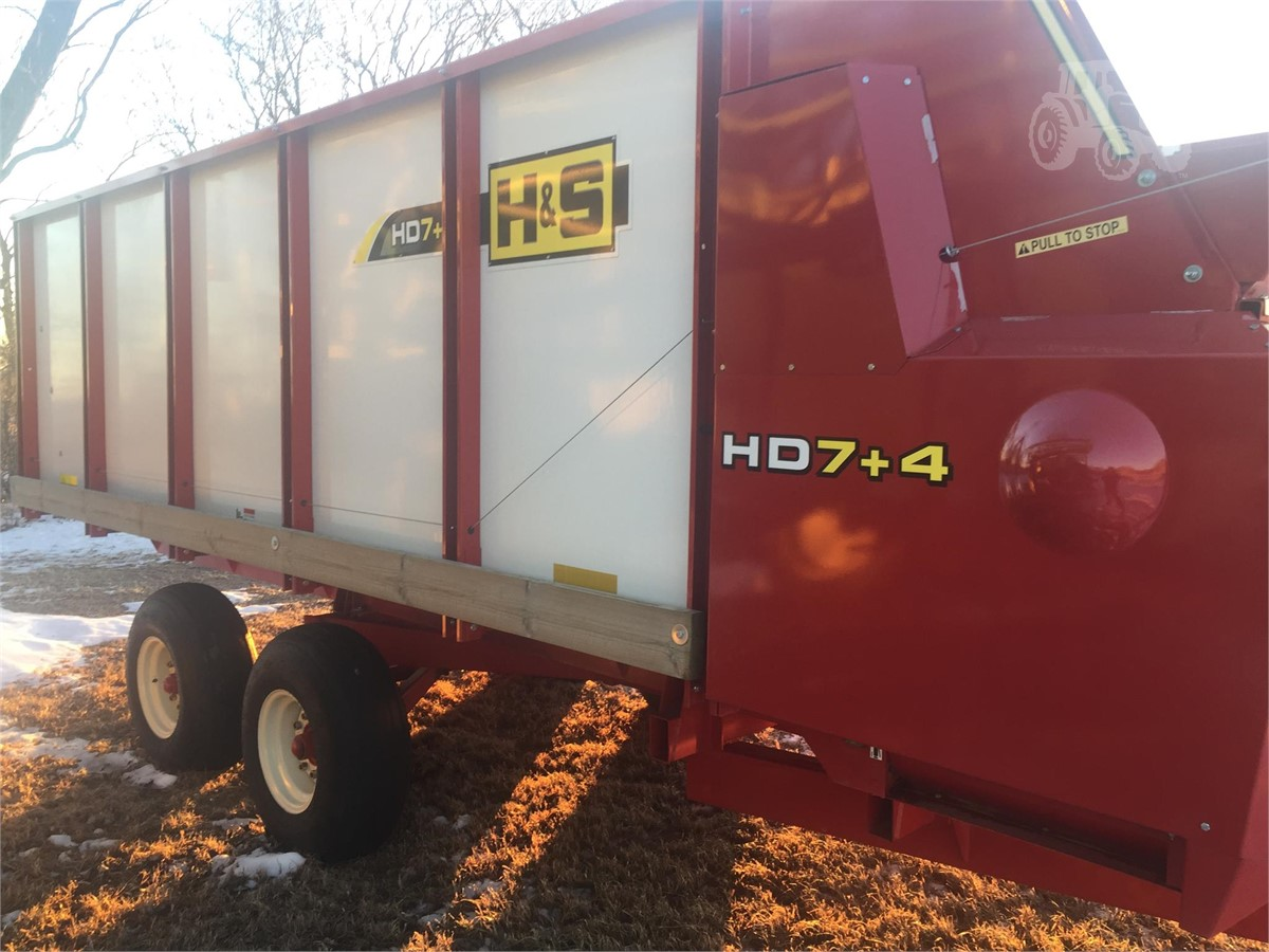 H & S HD7416 For Sale In Norfolk, Nebraska | www