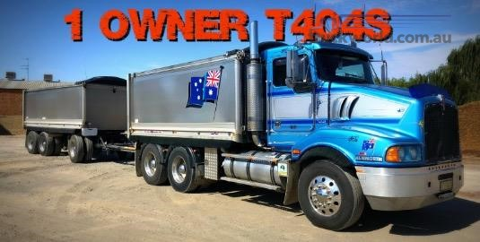 2005 Kenworth T404S Southern Star Truck Centre Pty Ltd - Trucks for Sale