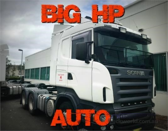 2008 Scania R500 Southern Star Truck Centre Pty Ltd - Trucks for Sale