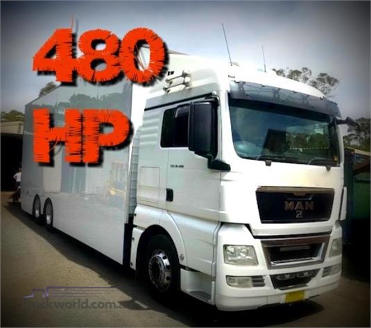 2011 MAN TGX 18.480 Southern Star Truck Centre Pty Ltd - Trucks for Sale