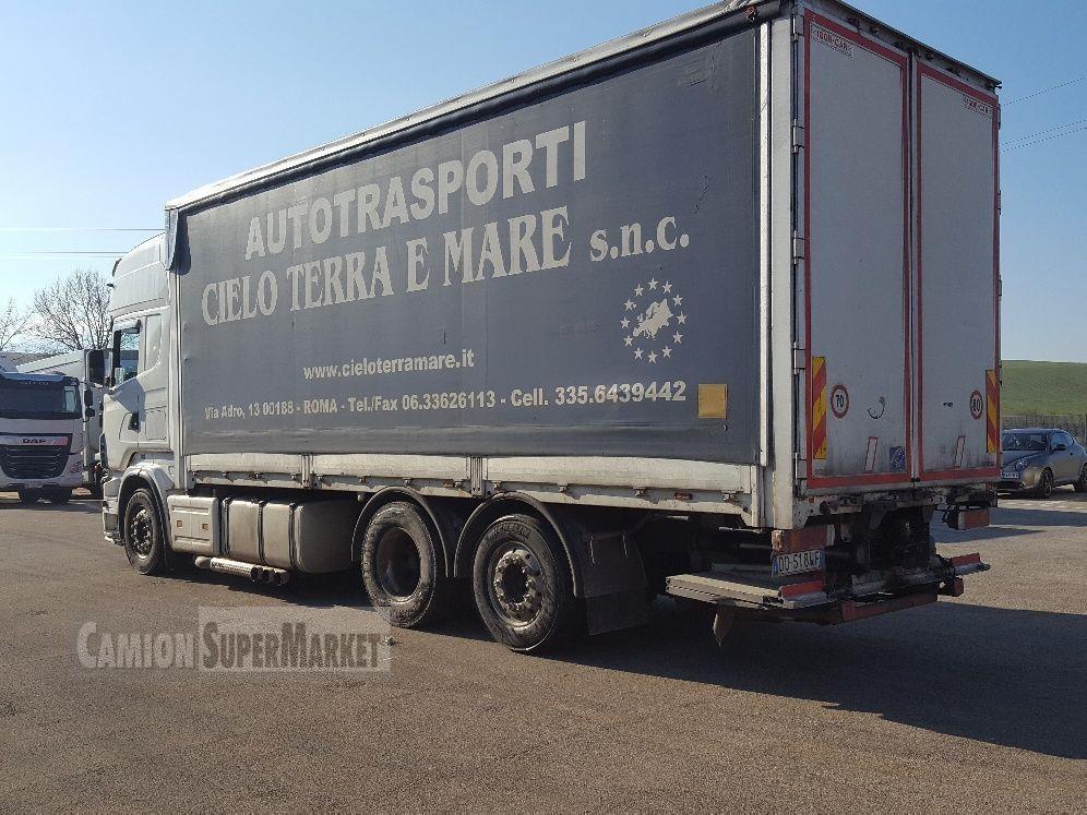 Scania R500 used 2006 Lazio