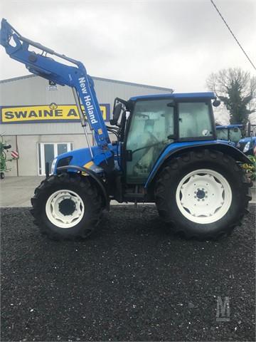 2012 NEW HOLLAND T5050 | MarketBook ca