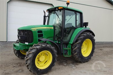 JOHN DEERE 6230 Auction Results - 6 Listings | AuctionTime