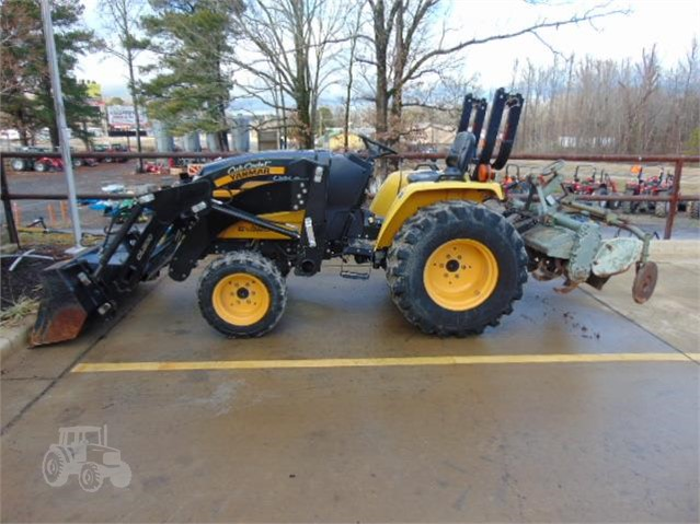 2009 CUB CADET YANMAR EX3200 For Sale In Cabot, Arkansas