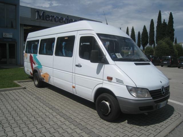 Mercedes-Benz SPRINTER 416 #Used