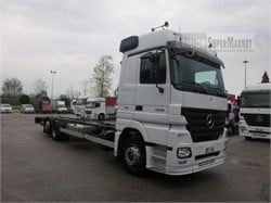 MERCEDES-BENZ ACTROS 2536  used