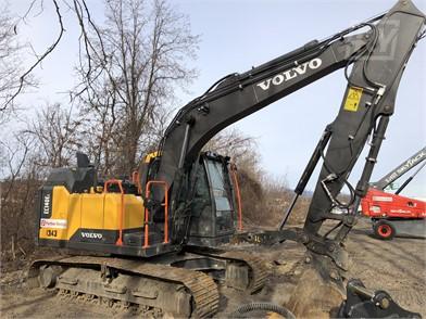 VOLVO Crawler Excavators For Rent - 151 Listings