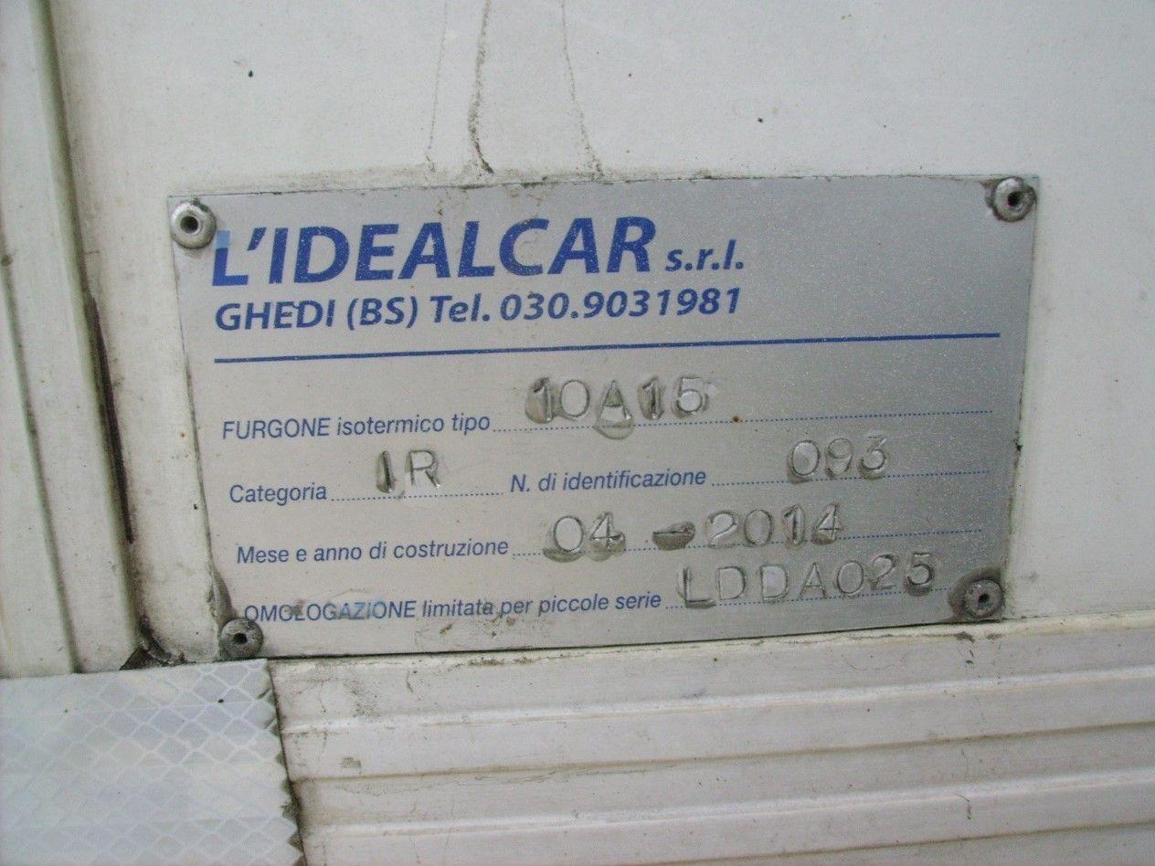 Renault MIDLUM 270.12 Usagé 2010 Veneto
