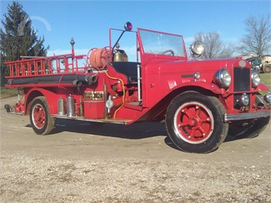 Fire Trucks Auction Results - 14 Listings | AuctionTime com