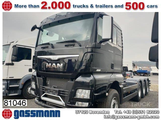 MAN TGX35.520