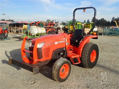 KUBOTA L2501 For Sale - 33 Listings | MarketBook ca - Page 1