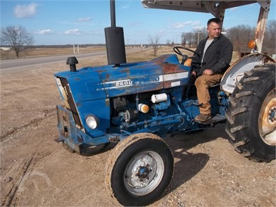 FORD Tractors Online Auction Results - 775 Listings