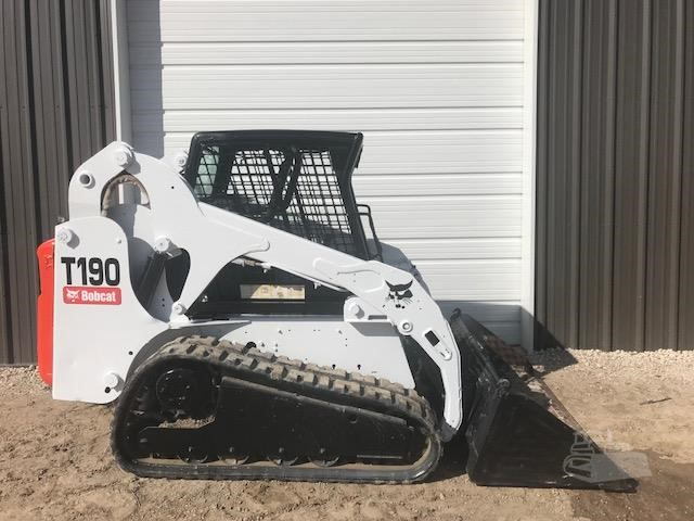 2006 Bobcat T190 For Sale In Wylie Texas Wwwhimesequipmentcom