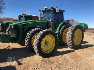 JOHN DEERE 8530 For Sale - 24 Listings   TractorHouse com