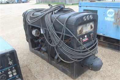 Lincoln Electric Welders Auction Results - 18 Listings