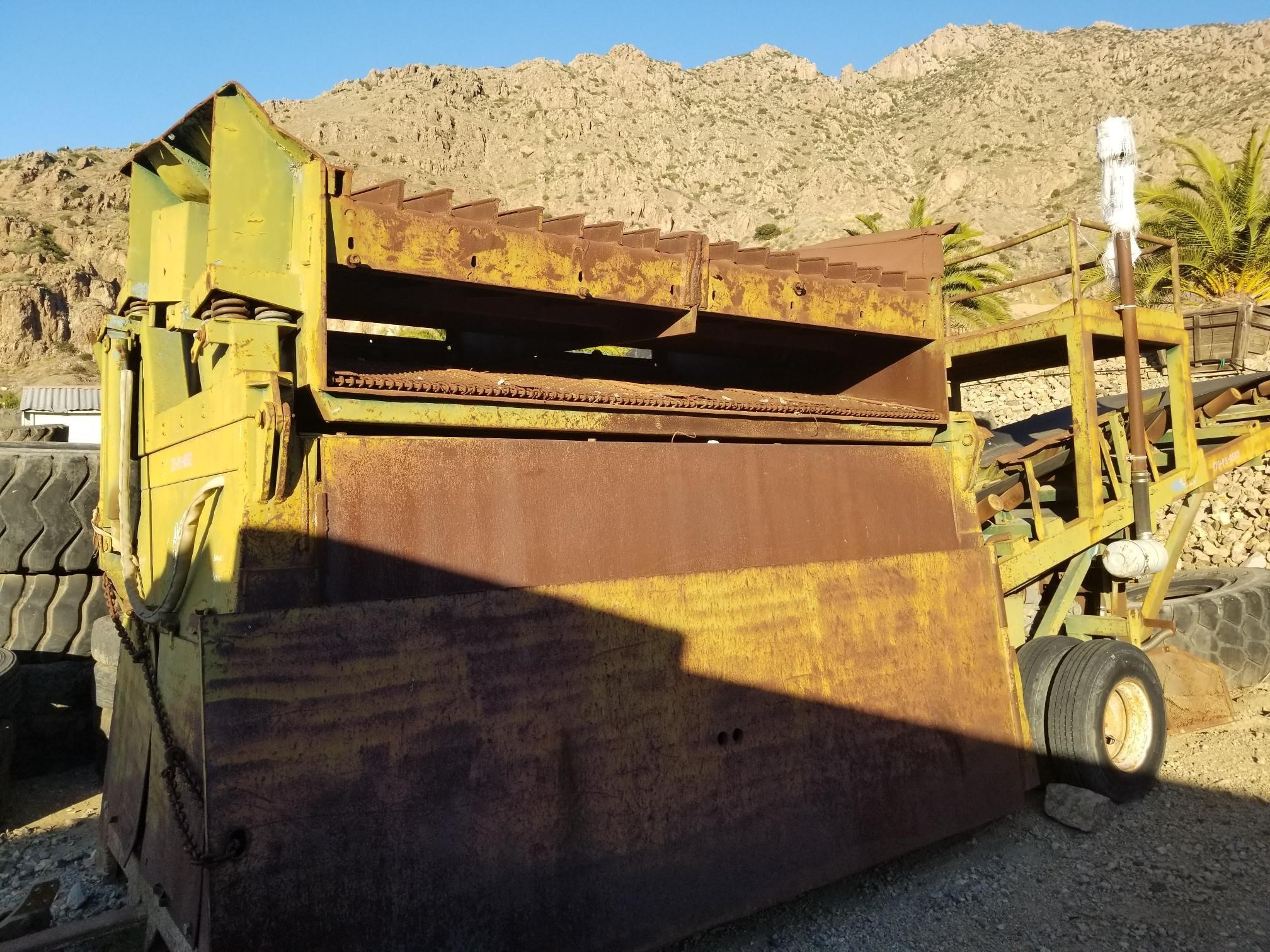 Screening For Sale : Aggregate Equipment Guide