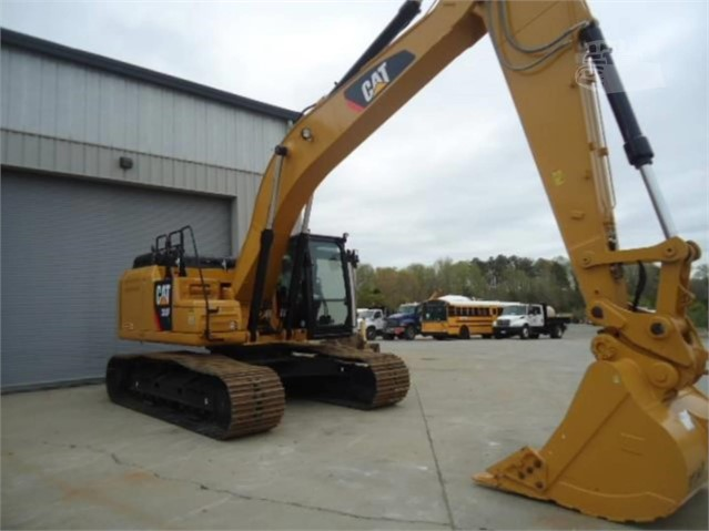 2017 CAT 330F For Sale In Richmond, Virginia