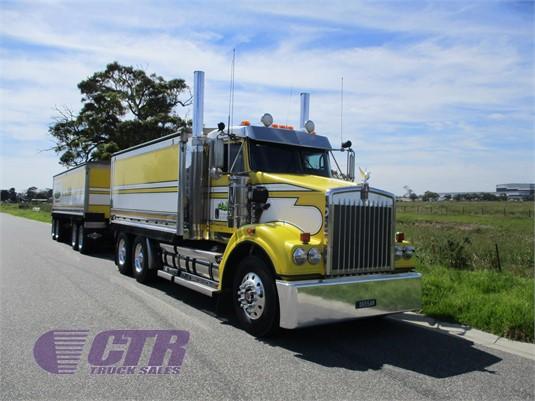2011 Kenworth T409 SAR CTR Truck Sales - Trucks for Sale