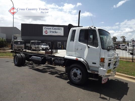 2008 Fuso Fighter Cross Country Trucks Pty Ltd - Trucks for Sale