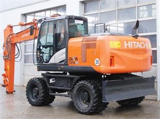 HITACHI ZX170W-5
