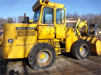 DEERE 444 Auction Results - 218 Listings | MachineryTrader com