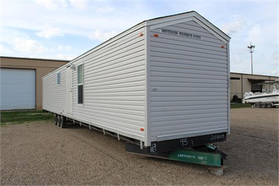 2) Bedroom Mobile Home-Bathroom-Tri Axles Other Auction ... on