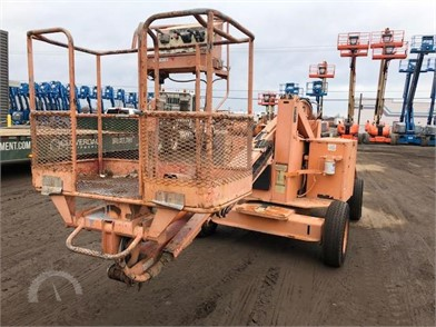 JLG Boom Lifts Lifts Auction Results - 144 Listings | AuctionTime
