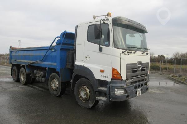 2006 HINO 700 3213 at TruckLocator.ie