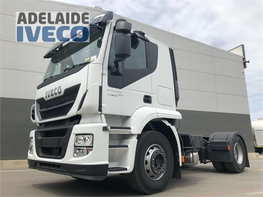 2018 Iveco Stralis ATi450 Adelaide Iveco - Trucks for Sale