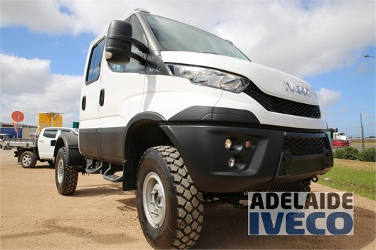 2017 Iveco other Adelaide Iveco - Light Commercial for Sale