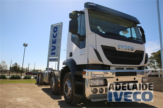 2018 Iveco Stralis AD500 Adelaide Iveco - Trucks for Sale