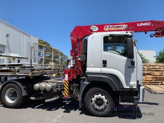 2013 Isuzu GXD - Truckworld.com.au - Trucks for Sale