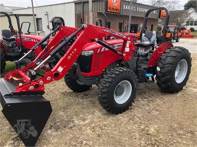 New Massey-Ferguson Farm Equipment For Sale By Barnes