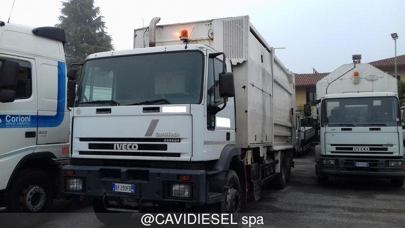 Iveco EUROTECH 260E30 #Used