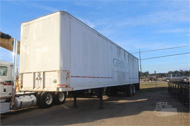 ea4f013bc7a TRAILMOBILE 48' VAN TRAILER Other Auction Results - 1 Listings ...