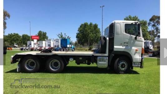 2015 Hino 700 Series 2848 SS AMT Air - Truckworld.com.au - Trucks for Sale
