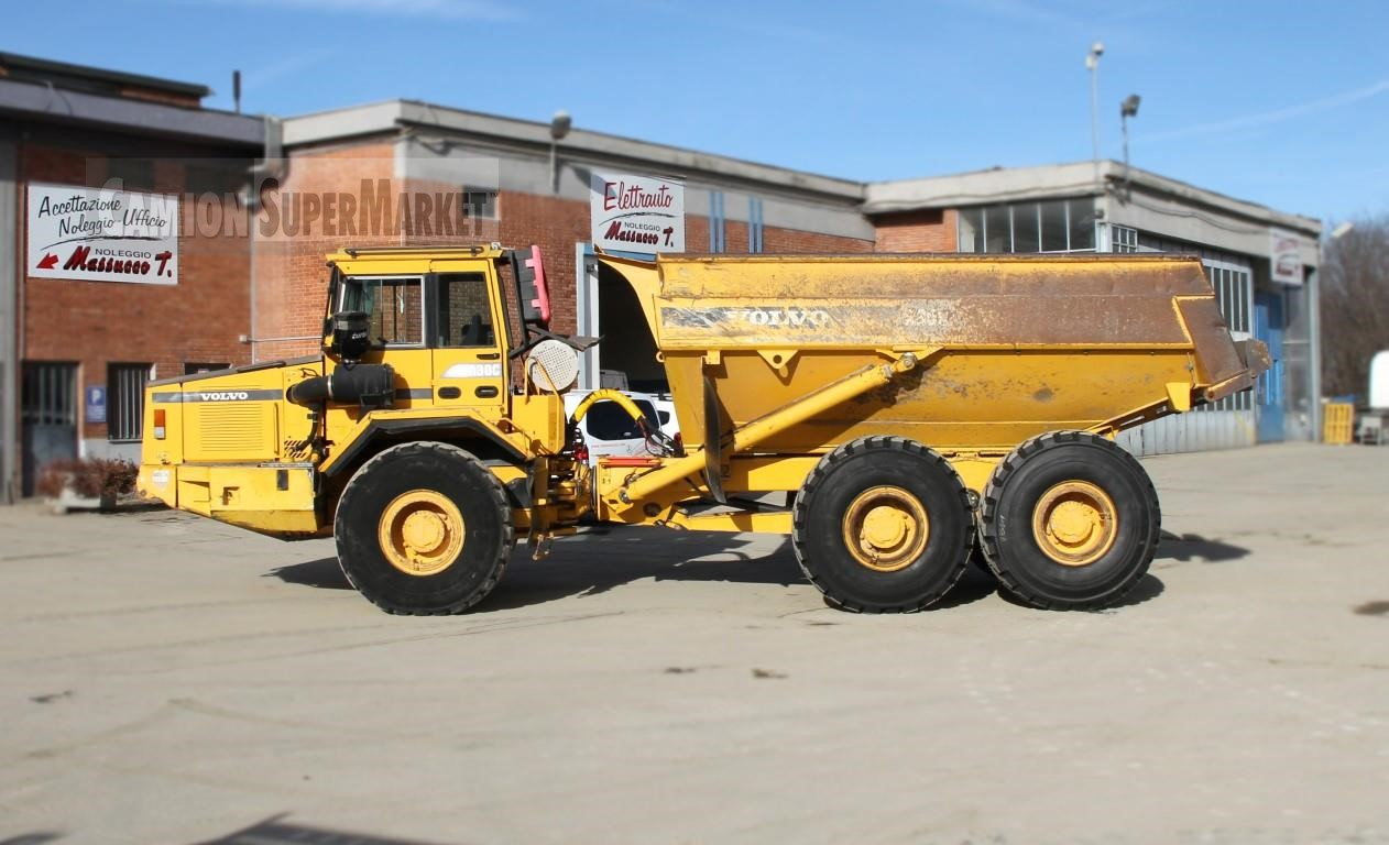 Volvo A30C used 2001