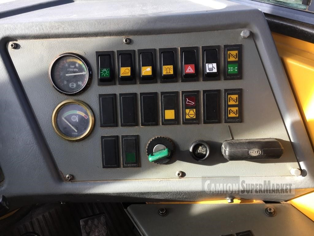 Volvo A30C used 2001 Piemonte