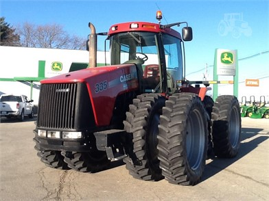CASE IH STEIGER 335 For Sale - 16 Listings | TractorHouse