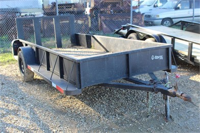 5X12 TAG TRAILER W/ TAILGATE-SINGLE AXLE-NO TITLE Other