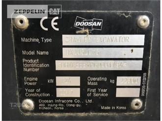 DOOSAN DX235 LC-5