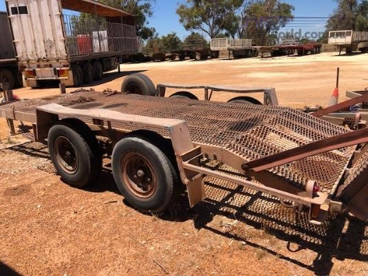 1994 Rogers & Sons Plant Trailer With Ramps - Trailers for Sale