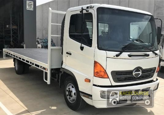 2004 Hino FC Racecourse Motor Company - Trucks for Sale
